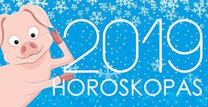 2019 metų kinų horoskopas